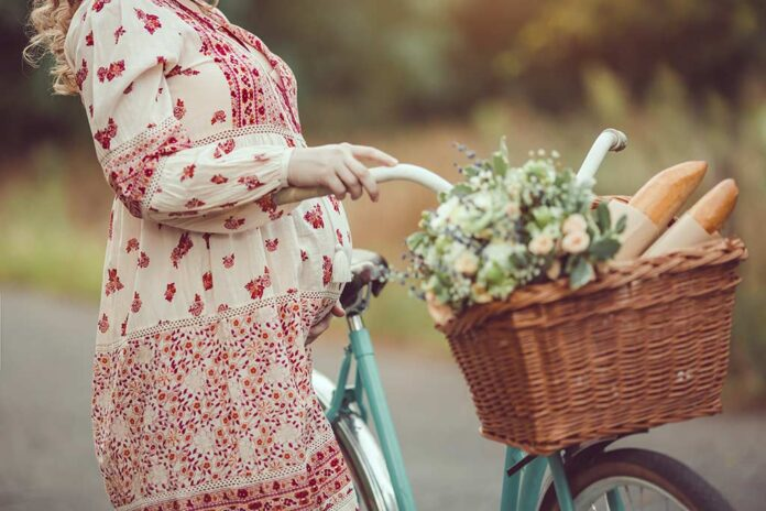 Is It Safe to Bike When You're Pregnant?